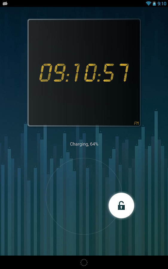 24 Clock Widget- screenshot