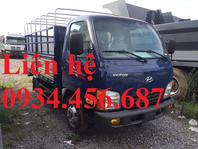 Xe Hyundai N250L thùng bạt