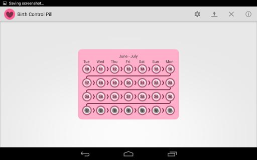【免費醫療App】Birth Control Pill Alarm-APP點子