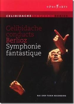 Berlioz Fantastica Celibidache DVD