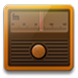 Samsung Galaxy S radio widget