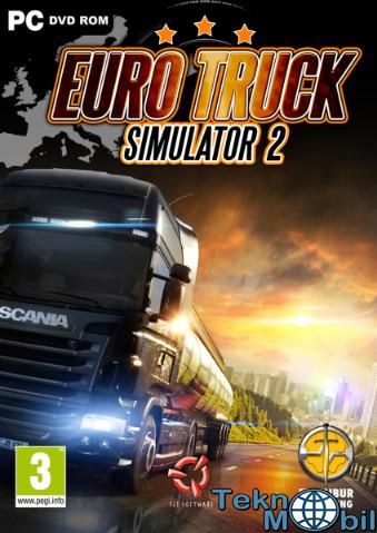 Euro Truck Simulator 2 v1.24.4.3s Full İndir