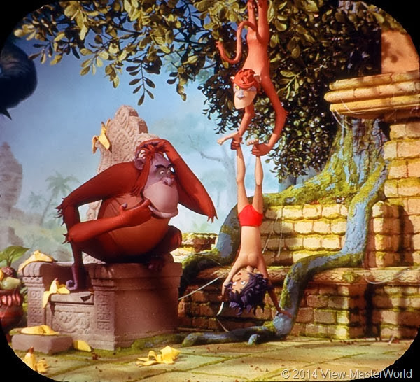 View-Master Jungle Book (B363): Scene 13