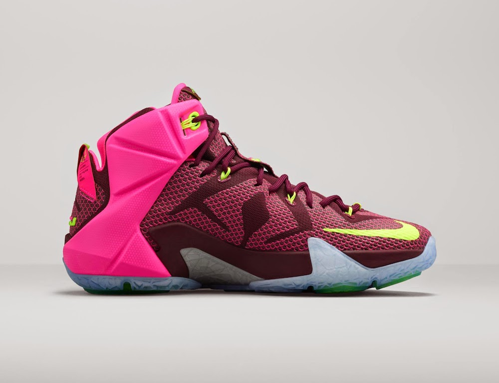 Preview of Upcoming Nike LeBron 12 8220Double Helix8221 Collection . 344a97229