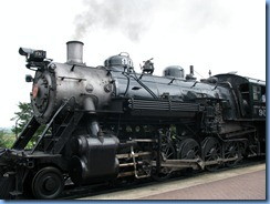 1743 Pennsylvania - Strasburg, PA - Strasburg Rail Road steam locomotive engine