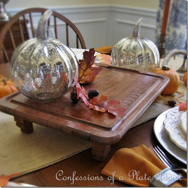 CONFESSIONS OF A PLATE ADDICT Pottery Barn Inspired Monogrammed Board  Sqaure