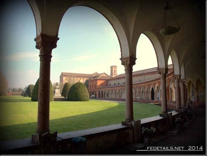 La Certosa, Cimitero Monumentale di Ferrara
