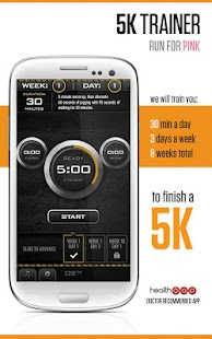 C25K® - 5K Trainer FREE - screenshot thumbnail