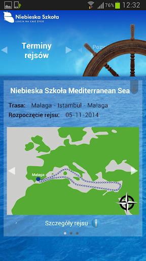 【免費旅遊App】Niebieska szkoła-APP點子