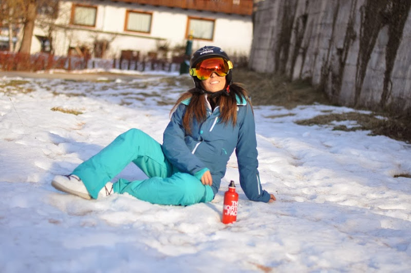 outfit, moon boot, cortina d'ampezzo, total look the north face, italian fashion bloggers, fashion bloggers, street style, zagufashion, valentina coco, i migliori fashion blogger italiani