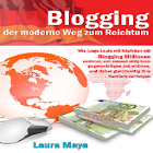 Blogging der moderne icon