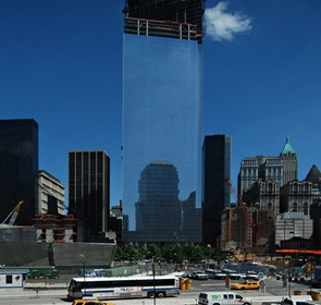 construccion 4 World Trade Center