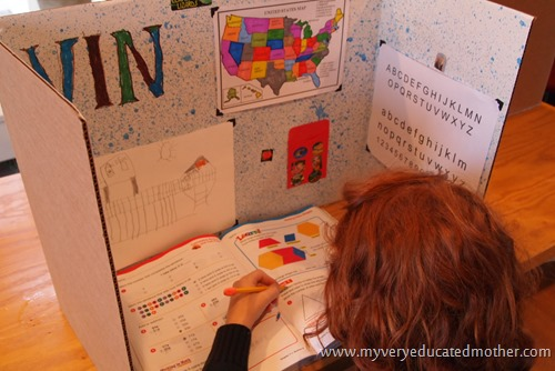 www.myveryeducatedmother.com #Homeschool Cubbies1