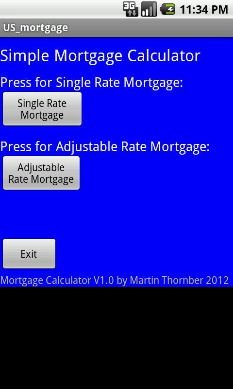 us mortgage calculator
