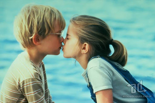 Famous Kisses My Girl Macaulay Culkin
