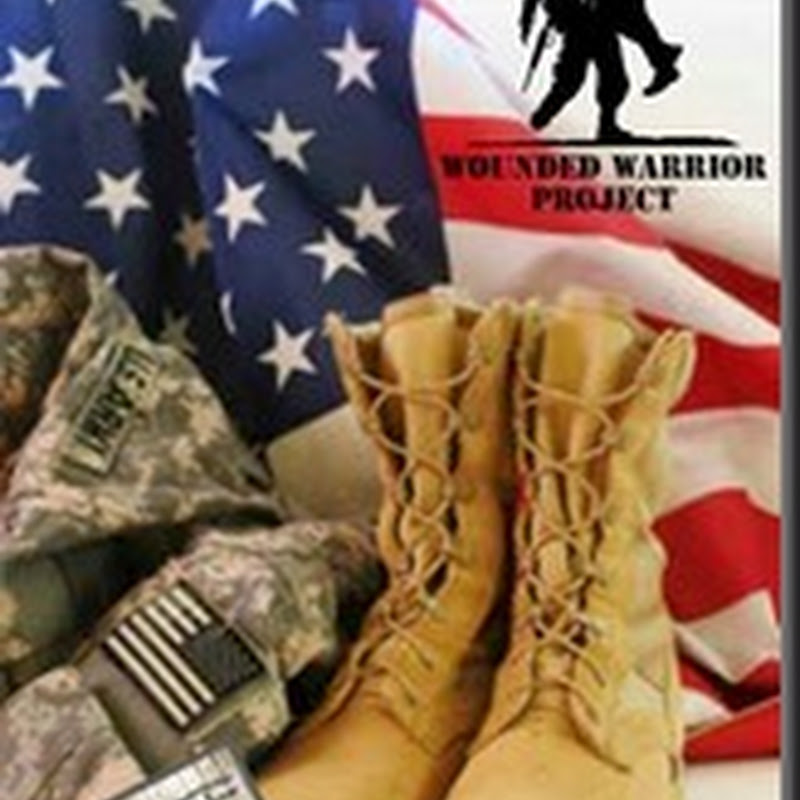 The Dirt Farmer Foundation's CAUSE it's NOVEMBER: Wounded Warrior Project WWP