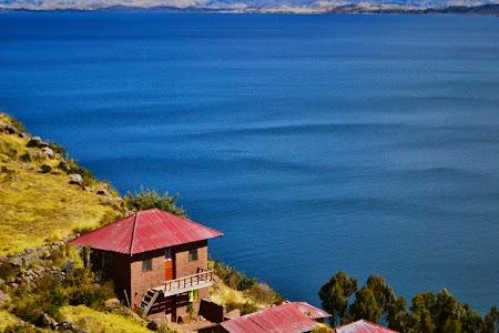 Insula Taquile