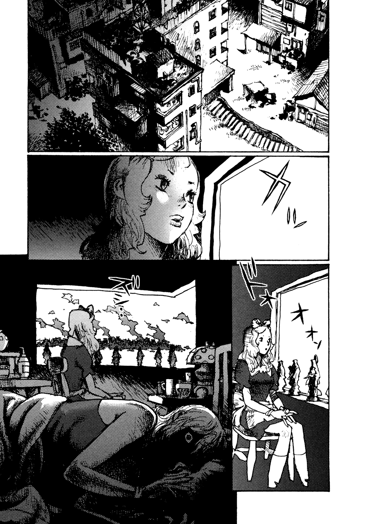 Alice In Hell Chap 015