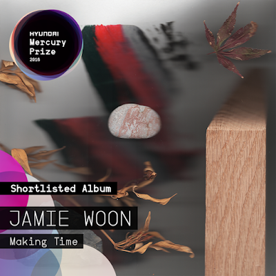 Making Time has been shortlisted for the Mercury Prize as one of the albums of the year