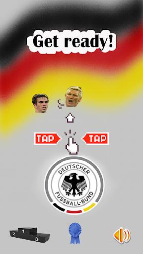 Flappy ドイツ サッカー