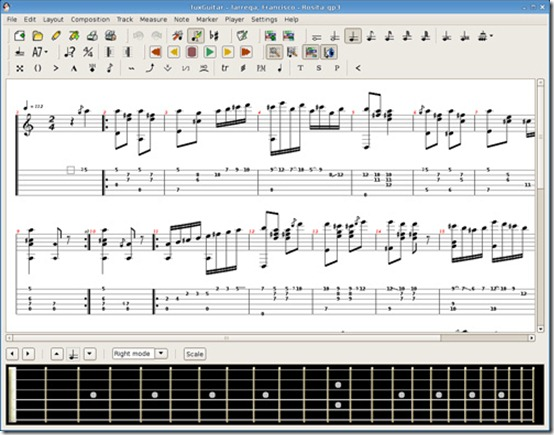 how to play three hammers on guitar from dragonforce