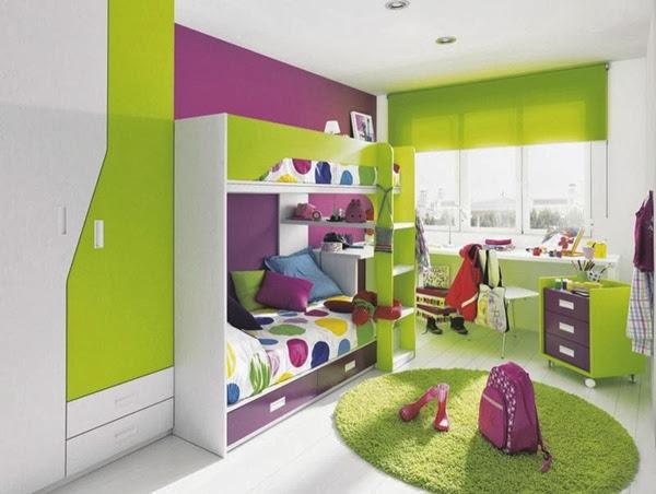 decoracion-habitacion-de-niño-color-verde-4