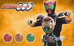Siêu Nhân Hủy Diệt  Kamen Rider OOO