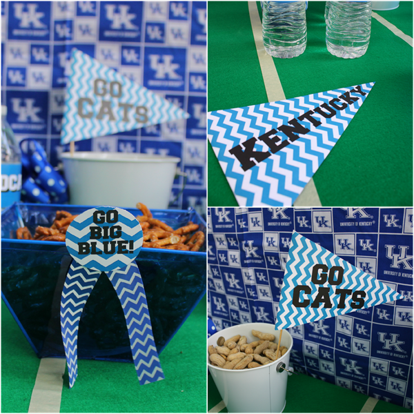 Football Rivalry Party - Kentucky