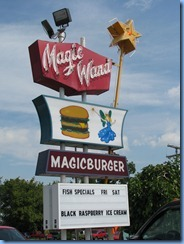4087 Indiana - Churubusco, IN - Lincoln Highway (US-33)(Main St) - Magic Wand Restaurant