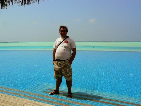 Luna de miere Maldive: Infinity pool