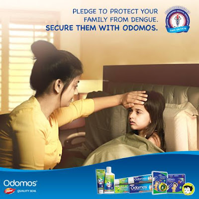 Keep your children safe from Dengue with complete indoor and outdoor protection
