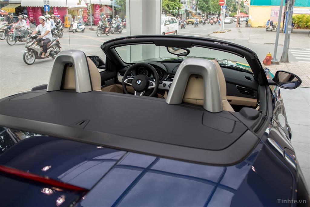 Ngoại thất xe BMW Z4 20i sDrive 03