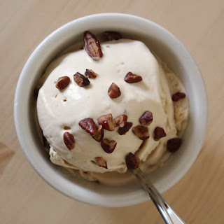 Butterscotch Pecan Ice Cream