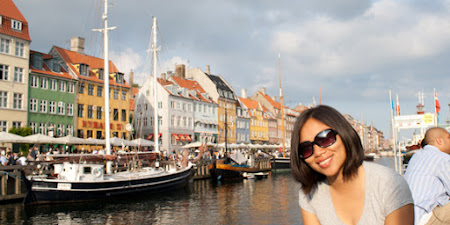 Lily Leung: Nyhavn Copenhaga, Danemarca