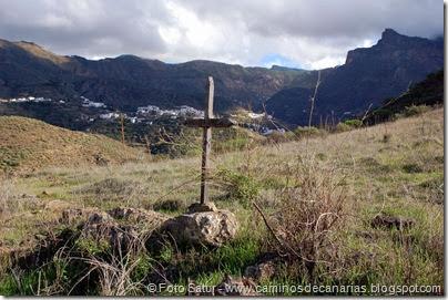 7062 Cruz Tejeda-Artenara-Guardaya(Cruz de los Llanos de Guardaya)