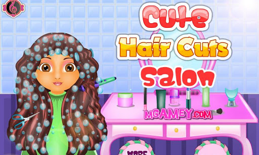 Cute Haircuts Salon