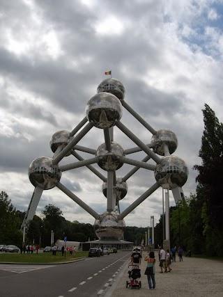 Atomium à Laeken
