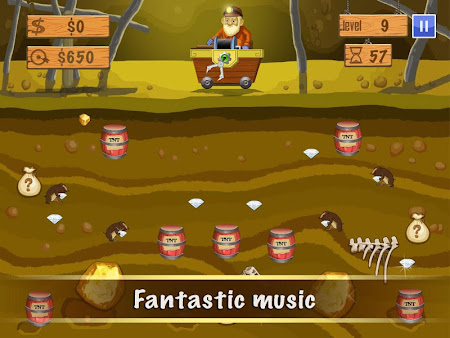 Gold Miner Deluxe 1.2.4 screenshot 356039