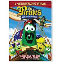 pirates veggie tales
