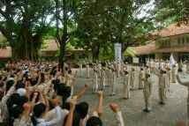Yang Adem di SMA 3 Yogyakarta