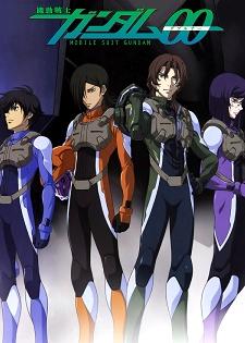 Xem Anime Mobile Suit Gundam 00 - Kidou Senshi Gundam 00, Gundam Double O VietSub
