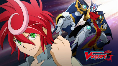 Chiến Binh Cardfight!! Vanguard G