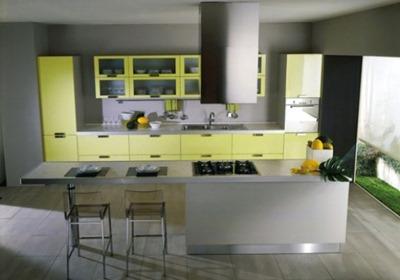 Amazing-Collection-of-Modern-Yellow-Kitchen-Ideas-05-e1302056254362
