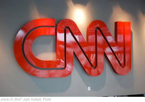 'CNN' photo (c) 2007, Josh Hallett - license: http://creativecommons.org/licenses/by/2.0/