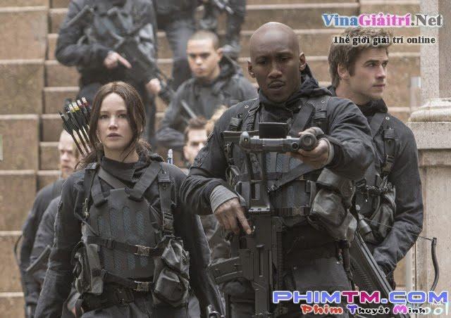 Xem Phim Húng Nhại Phần 2 - The Hunger Games: Mockingjay - Part 2 - sanphim.net - Ảnh 3