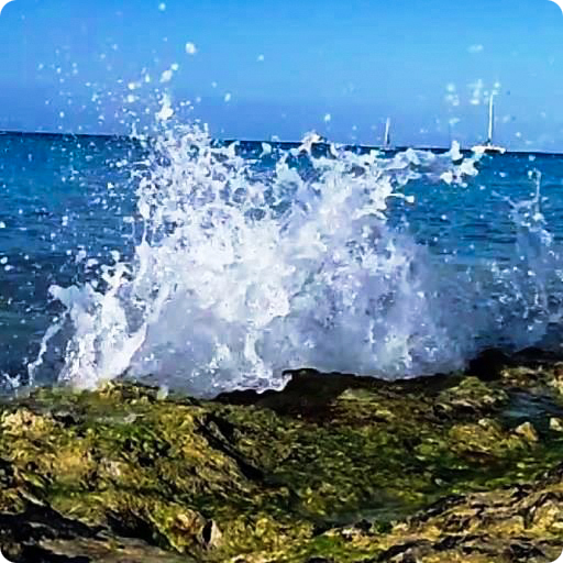 Waves Live Wallpaper Hd 20 Apps On Google Play