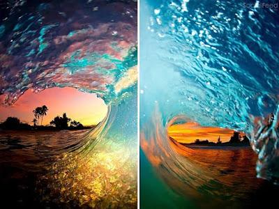 Sóng biển muôn hình vạn trạng