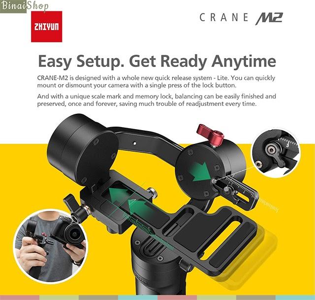 Zhiyun Crane M2