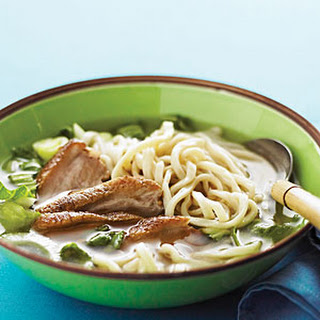 Duck Noodle Soup Recipes.