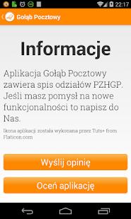 Gołąb Pocztowy - screenshot thumbnail